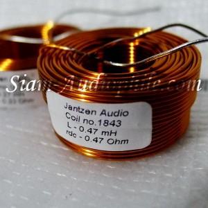 Jantzen Wire Coil 20AWG